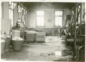 De wasserij in 1904 (foto: Mathin Jaspers)
