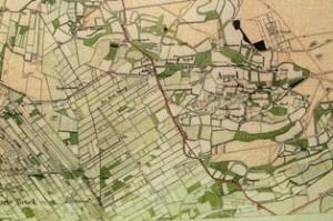 2014-03 10 Zwartebroek (Uitsnede van een kaart uit 1869)