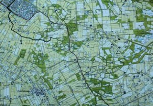 2014-03 5 Breede Beek (Topografische kaart 32 E Nijkerk. Uitgave 2010)