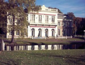 Het huis Insula Dei
