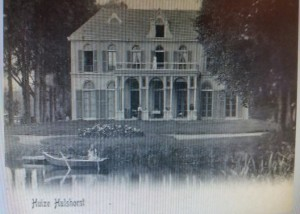 Gezicht op Huize Hulshorst