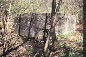 De waterfilterkelder bij de Seelbeek