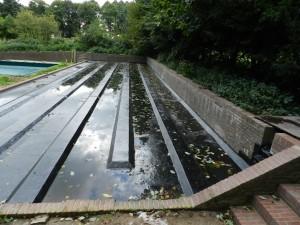 Historisch zwembad