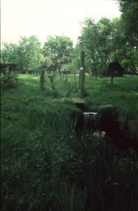 Waterval van de voormalige Schoonderbeekse papiermolen