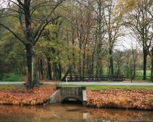 Uitmonding van de Veldhuizerspreng in het Apeldoorns Kanaal