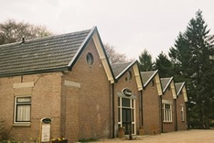 Centrum 's Heerenhof, vroeger de bovenste molen op de Noordelijke Horsthoekerbeek