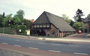 Restaurant 'De Watermolen' in de voormalige Van Lennepsmolen