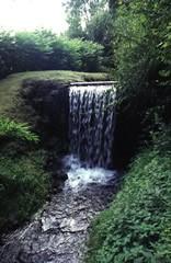 De waterval van de voormalige Hofse Molens