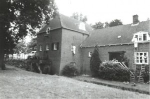 De Cannenburcher Molen na 1940