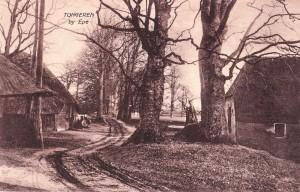 historische foto van landgoed Tongeren (bron: Lohuizerbrink)